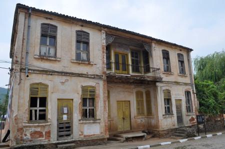 къщата на Пейкидис